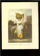 CRIES Of LONDON Plate 9 : Fraises Fraises Mes Belles Fraises - Stampe & Incisioni