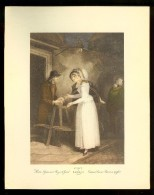 CRIES Of LONDON Plate 6 : Couteaux, Ciseaux, Rasoirs A Repafser - Stiche & Gravuren
