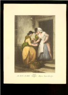 CRIES Of LONDON Plate 5 : Maquereaux Frais Et Gros - Stampe & Incisioni