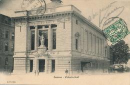 SUISSE - GENEVE - Victoria Hall - GE Genève