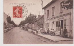 Saint-Bonnet-de-Joux - Rue De La Gare - Restaurant Ducarouge - Other Municipalities