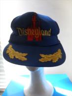 CASQUETTE  BLEUE / DISNEYLAND - Caps
