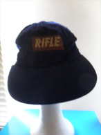 CASQUETTE  BLEUE / RIFLE - Caps