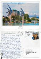 Cairns, Queensland, Australia Postcard Posted 2009 Stamp - Cairns