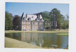 14 - VER SUR MER - Le Château Et Son Plan D'eau - Cliché J.J DUBRAY - Nénuphars - Sonstige Gemeinden