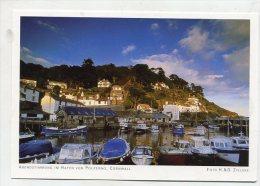 ENGLAND - AK195971 Cornwall - Abendstimmung Im Hafen Von Polperno (Polperro ?) - England