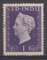 Indes Néerlandaises Nvph.nr.: 344 Koningin Wilhelmina 1948 Oblitérés /Used / Gestempeld - Niederländisch-Indien