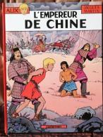 Jacques Martin - ALIX -  L'  Empereur De Chine - Casterman - ( 1983 ) . - Alix