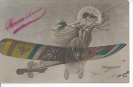 165 - JUSQU'AU BOUT ( Déssin: ? ) - War 1914-18