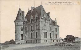 85 - Les Moutiers-les-Maufaits - Château De Bois-Lambert - Autres Communes