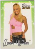 WWE 2003 Fleer Card TORRIE WILSON Wrestling Divine Divas - Trading Cards