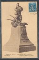 - CPA 76 - Yvetot, Monument De La Victoire - Yvetot