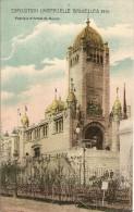 HERSTAL-FABRIQUE D'ARMES-EXPOSITION UNIVERSELLE BRUXELLES 1910 - Herstal