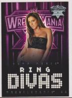 WWE 2004 Fleer Card DAWN MARIE Wrestlemania XX Ring Divas - Trading Cards