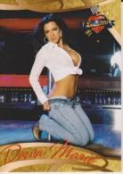 WWE 2004 Fleer Card DAWN MARIE Love Wrestling Divas - Trading Cards