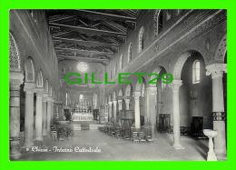 CHIUSI, ITALIE - INTERNO CATTEDRALE - FOTO EDIZIONI ANGELI TERNI - - Siena