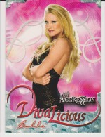 WWE 2003 Fleer Card SABLE Wrestling Divas Divalicious Aggression - Trading Cards