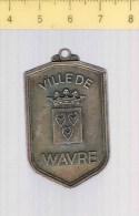MEDAIMMLE 326 Ville Wavre - Belgique