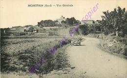 30. MONTFRIN . Vue Générale . - France