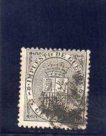 ESPANA 1874 O - Impuestos De Guerra