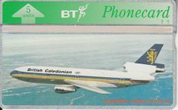 UK - International Airlines/British Caledonian(BTG450), McDonnell Douglas DC 10-30, Tirage 1000, CN : 405L, Mint - Vliegtuigen