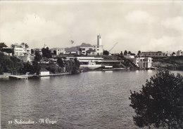 M-1245- Sabaudia - Il Lago - Latina - F.g. Viaggiata - Latina