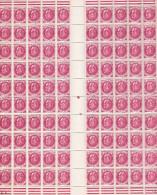 FRANCE FEUILLES ENTIERES N° 505** Coin Daté 3 11 41   N° 621**et N°657** Coin Daté 8 12 44 - Feuilles Complètes