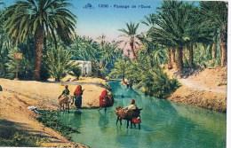 1230 Passage De  L'Oued - Cartes Postales