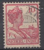 Indes Néerlandaises Nvph.nr.:115 Koningin Wilhelmina 1913 Oblitérés /Used / Gestempeld - Indes Néerlandaises
