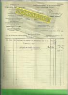 70 - Haute-saône - COUTHENANS - Facture DORMOY - Fabrique De Pièces Pour Filatures - 1921 - 1900 – 1949