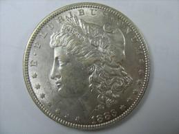 US USA 1 ONE DOLLAR MORGAN COIN SILVER 1883 - Émissions Fédérales