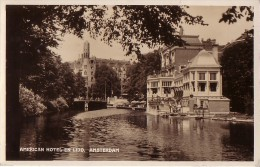 AMSTERDAM: American Hotel En Lido - Amsterdam