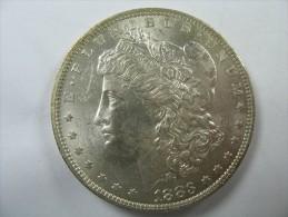 US USA 1 ONE DOLLAR MORGAN COIN SILVER 1883 O HIGH GRADE  WEIGHT 26.72 GRAMS LOT 6 - Émissions Fédérales