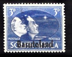 Basutoland, 1945, SG 29 - 31, Single Used - Basutoland (1933-1966)