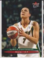 WNBA 2003 Fleer Card KAMILA VODICHKOVA Women Basketball SEATTLE STORM - Trading Cards