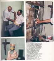 MAGIA EN LAS AMERICAS - MAS DE 165 FOTOS A COLOR - TEXTO JOAQUIN GRAU FOTOGRAFIAS LEOPOLDO SAMSO PRIMERA EDICION AÑO 198 - Culture