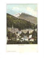 Postcard - Austria, Bad Gastein, Relief Postcard, 3D     (14276) - Austria