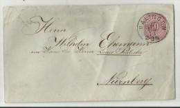 =DE  CV 1875 - Wuerttemberg
