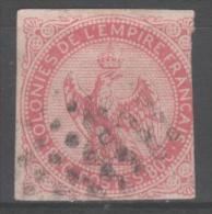 Colonie Française  N° 6 Avec Oblitération D'Epoque  TB - Eagle And Crown
