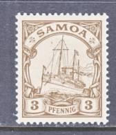 Samoa 57  * - Colony: Samoa
