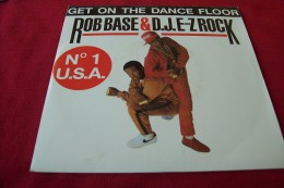 ROB BASE & DJE Z ROCK °  GET ON THE DANCE FLOOR - Dance, Techno & House