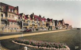 Le Touquet-Paris-Plage - Les Pelouses Et Les Villas De La Promenade - Le Touquet