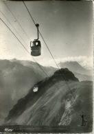 38 Les Deux Alpes, Ont De Lans Et Venosc Télévoiture Du Diable Et Pied Mouet (env. Du Bourg D'Oisans) CPSM état Superbe - France