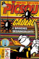 PICSOU MAGAZINE N° 370 De Novembre 2002 Spécial Ted Price Enquête Picsou Mag Cabanarama - Picsou Magazine