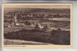 0-1712 TREBBIN, Panorama, 1935 - Trebbin