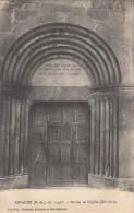 CPA - Névache - Porche De L'église ( XIe Siècle ) - France