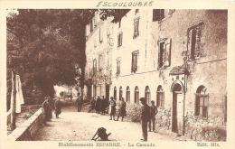 ESCOULOUBRE - ETABLISSEMENTS ESPARRE - LA CASCADE - Other Municipalities