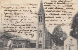 CPA - Villars D'Arène - ( Verso Pub -  Laiterie Briançonnaise ) - France