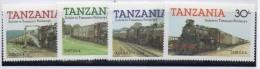 Serie Nº 719/22  Tanzania - Treni