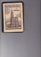 14 / 4 / 134  - Dépliant  CP  DE  STASBOURG - Cartoline